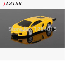 JASTER mini sports cars USB Flash  Drive cool gift  for boys  pendrive 4GB/8GB/16GB/32GB Wholesale  famous car memory stick