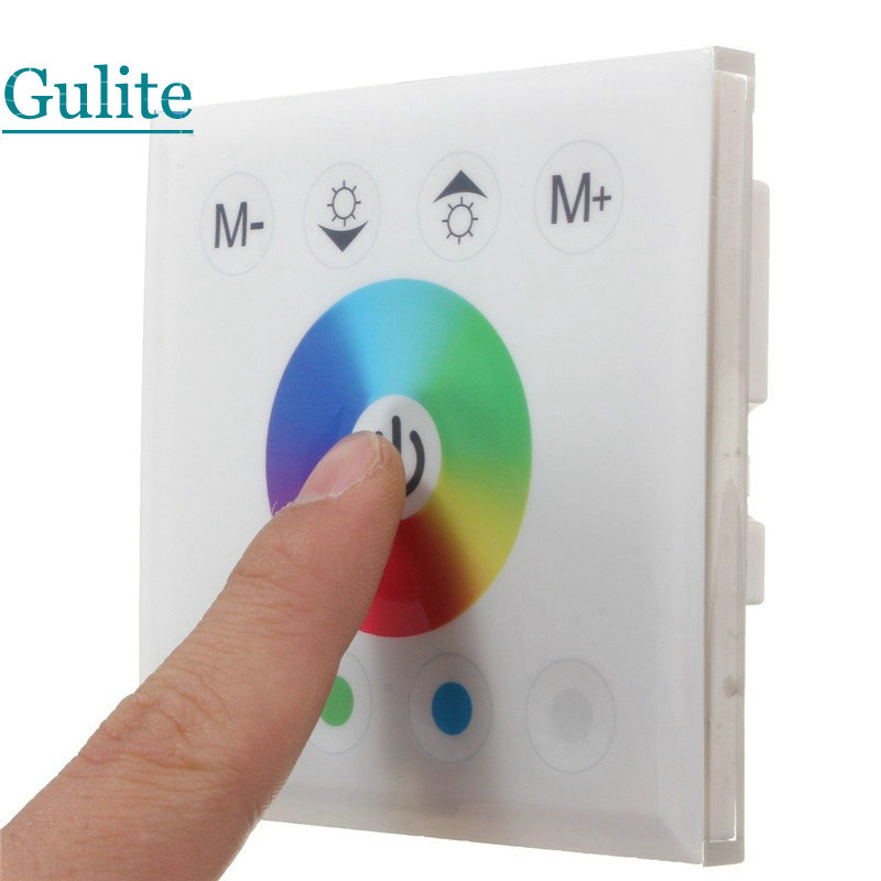 DIY Home Lighting RGBW LED Touch Panel Controller Touch Dimmer Switch For LED Strip Light DC 12-24V<br><br>Aliexpress
