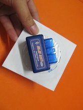 super mini elm327 bluetooth v2.1 obd2 Wireless car code reader elm 327 obd ii Work ON Android from china