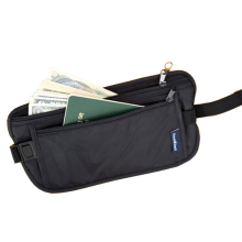 Waist  Bag  Unisex  Waist Pack  Money   Purse  Cards Passport Holder  Waist  Belt Tickets Travel  Bag Pouch