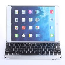 2015 New Ultra thin bluetooth Keyboard For Apple iPad Air2 Wireless keyboard for iPad air 2 keyboard laptop dock