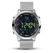2017 Diggro DI04 Smart Watch IP68 Waterproof 5ATM Pedometer Step Calories Counter Swim Fitness Watch Connect to Phone PK NO.1 F3(China)
