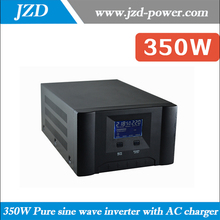 350W Pure sine Wave dc to ac Inverter 12VDC to 220V/110VAC,50/60HZ Low Frequency Converter Single phase with Low Self loss