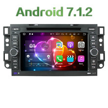 4G WIFI Android 7.1.2 2GB RAM DAB+ Car DVD Multimedia Player Radio For Chevrolet Epica Tosca Lova Aveo Optra Captiva Spark Matiz