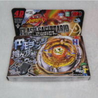 4D hot sale beyblade 1pcs Beyblade Metal Fusion 4D set FLASH SAGITTARIO 230ED BB126 kids game toys beyblade metal fusion childre(China)