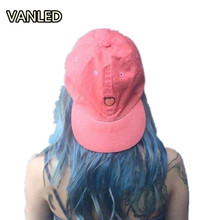 New Design Harajuku Cute Fruits Embroidery Banana Oranges Women's Baseball Caps Adjustable Hats chapeau