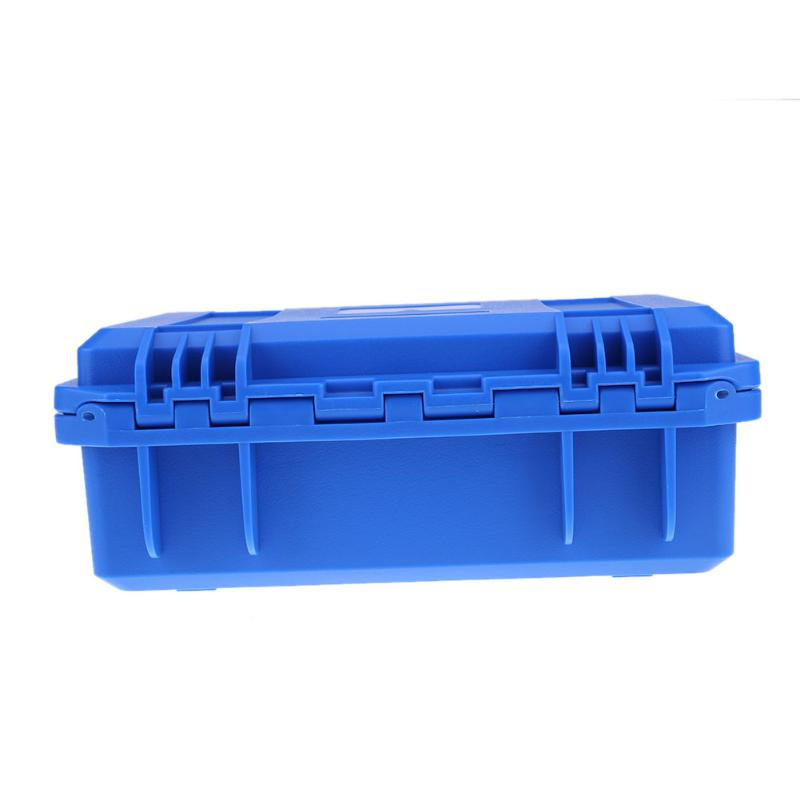 ABS Waterproof Storage Case Carrying Suitcase Storage Box Boxes Blue Black Yellow Speical for DJI Spark Drone