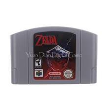 Nintendo N64 Video Game Cartridge Console Card The Legend of Zelda Ocarina of Time English Language EU Pal Version(China)