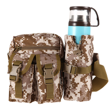 Original Durable Outdoor Waist Fanny Pack MensTactical Hunt Camp Hiking Bottle Bag Thigh Pouch Hot Sale High Quality