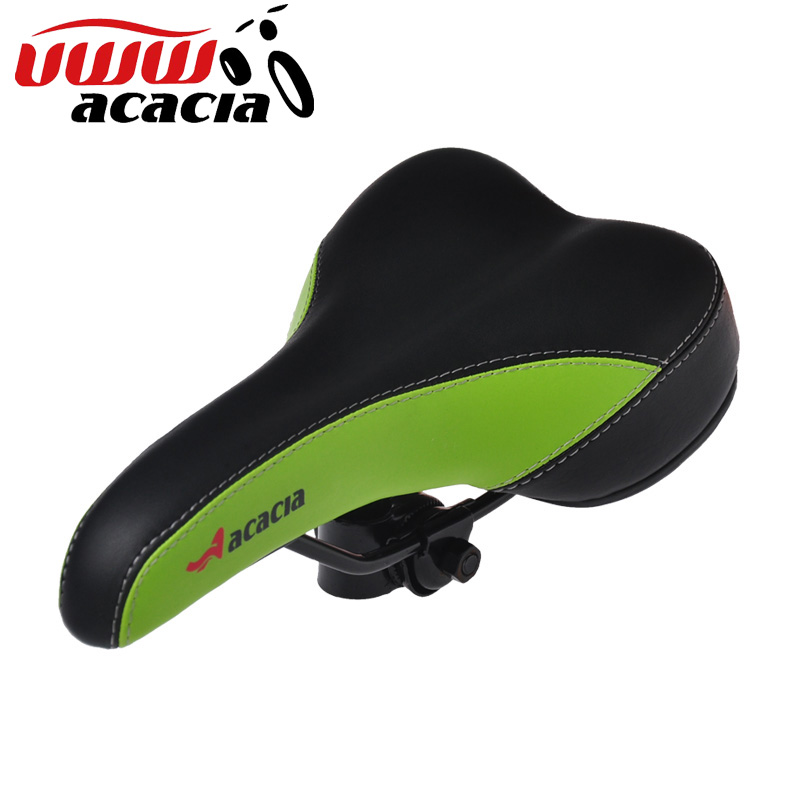 Acacia PU Foam Colorful Bicycle Cycling Bike Saddle Mountain Bike Seat Cover Bicycle Cushion Front Seat Mat 4584<br><br>Aliexpress