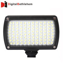 NEW High Quality 96 LED  Photo Lighting on Camera Video Hotshoe LED Lamp Lighting for Camcorder DSLR Wedding
