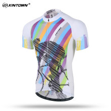 XINTOWN 2018 Bike Jerseys Cycling Clothing Cycling Jacket Short-Sleeved Bicycle Jersey Bikes Wear Top Many Pictures(China)
