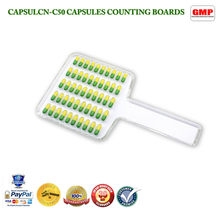 CN-50C Manual Tablet Counter/Pill Counter/Capsule Counter Board (Size 5-000)(Hong Kong)