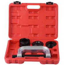 Car Auto Vehicle 3 in 1 Ball Joint U-Joint C-Frame Press Service Kit 4WD Truck Brake Anchor Adapter Tools Kit Set