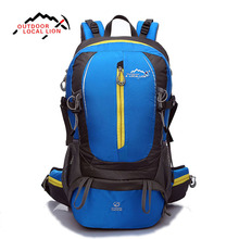 Buy Outdoor Sport Bag LOCAL LION 35L Men Women Climbing Bag Outdoor Backpack Hiking/camping/climbing/hunting Backpack Bags for $32.99 in AliExpress store