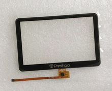 "5""inch touch Screen FOR Prestigio GeoVision 5850 HDDVR gps Touch panel Digitizer Glass Sensor Replacement Free Shipping(China)"
