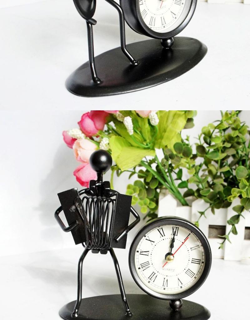 clock bicycle bureau kalender mesa vintage ahşap saat circular wood azan wall clock retro bamboo clock clock with pendulum clock humidity (2)