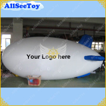 Free Shipping 6 M /19.6FT Long Inflatable Advertising Blimp Inflatable  Zeppelin/Airship with your Different Logos