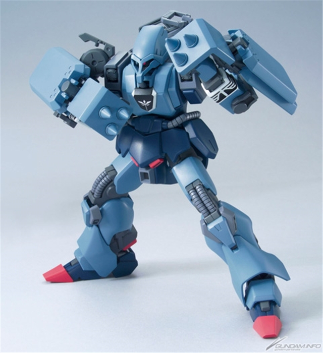 1-PCS-Bandai-1-44-HGUC-183-AMX-101E-Schuzrum-Galluss-Gundam-Mobile-Suit-Assembly-Model