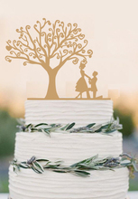 Rustic Wedding Cake Topper - Personalized Monogram Cake Topper - Mr and Mrs - Cake Decor - Bride and Groom