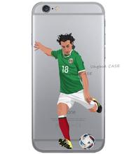 Football star case for iphone 6 6s se 5s 4 4s 5c 5 s,Jose Guardado phone shell for iphone 7 plus for samsung cover custom made