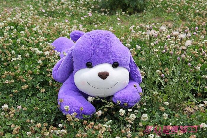 stuffed animal 60 cm lavender teddy bear lying bear plush toy soft doll gift w3452<br>