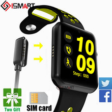 iow 2 PLUS smart watch 1:1 Sports Wristwatch GSM Watch Phone SIM Smartwatch pedometer for IOS android pk iwo 1 2 3