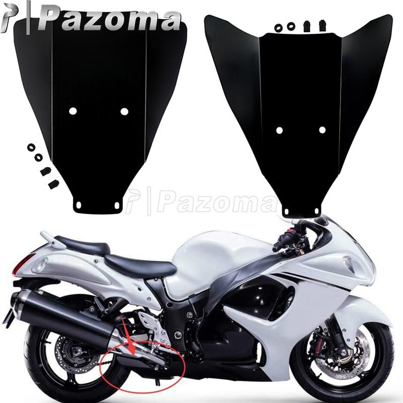Motorcycle Frame Slider Crash Protector For 1999-2007 Suzuki Hayabusa Gsxr 1300 Gsx1300R Bk