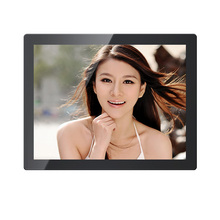 "Faismars 19 Inch Capacitive Square Touch Screen LCD Monitor VGA/DVI Input, 19"" Embedded Touchscreen Industrial Monitor"