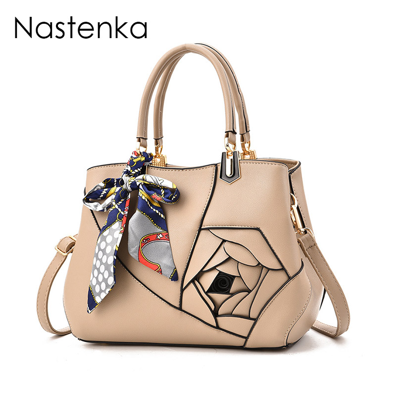 Nastenka Luxury Handbags Women Bags Designer Crossbody Bags For Women Shoulder Bag Bolsa Feminina Top-Handle Bag Female Handbags<br>