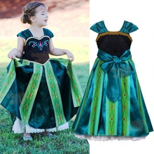 Fantasia Baby Princess Dress Children Birthday Party Costume Kids Clothes Toddler Girl Clothing Vestidos Infantis Girls' Dresses