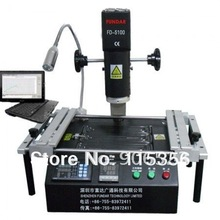 free shipping FD-5100 BGA chip-level Repair Station for xbox PS3 chip rework reballing(China)
