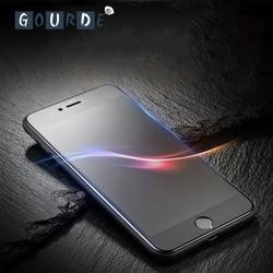 Закаленное защитное стекло Gourde для iphone XS, Max, iPhone 8 plus, 7plus, iPhone 6, 6s, XR