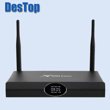 5PCS X95 PRO Smart Android 6.0 TV BOX Amlogic S905X Quad Core 1GB 8GB or 2GB 16GB Wifi HD 2.0A Bluetooth 4.0 KD(China)