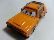 Disney Pixar Cars 2 Grem Metal Diecast Toy Car 1:55 Loose Brand New In Stock & Free Shipping(China)