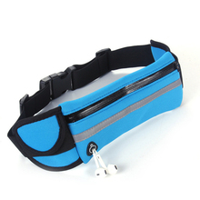 Hot Selling Unisex Function Nice Fitting Belt Chest Pouch Bum Waist Bag anti-theft mobile phone pocket(China)