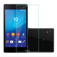 For Sony Xperia Anti Shatter Premium Tempered Glass Screen Protector Film for Sony Xperia T3 M4 Z Z1 Z2 Z3 Z4 Z5 Mini Compact