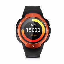Zeblaze Blitz 3G Android 5.1 MTK6580 Smart Watch Phone GPS Camera WCDMA GSM Smart Wristwatch Bluetooth 4.0 WiFi Google Play(China)