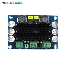 TPA3116 D2 TPA3116DA DC 12V 24V 100W Mono Channel Digital Power Audio Amplifier Board TPA3116D2 Large Capacity Board