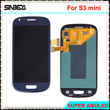 "Sinbeda For Samsung Galaxy S3 Mini i8190 i8190N i8195 LCD Screen Display + Touch Screen Assembly With Digitizer Replacement 4.0""(China)"