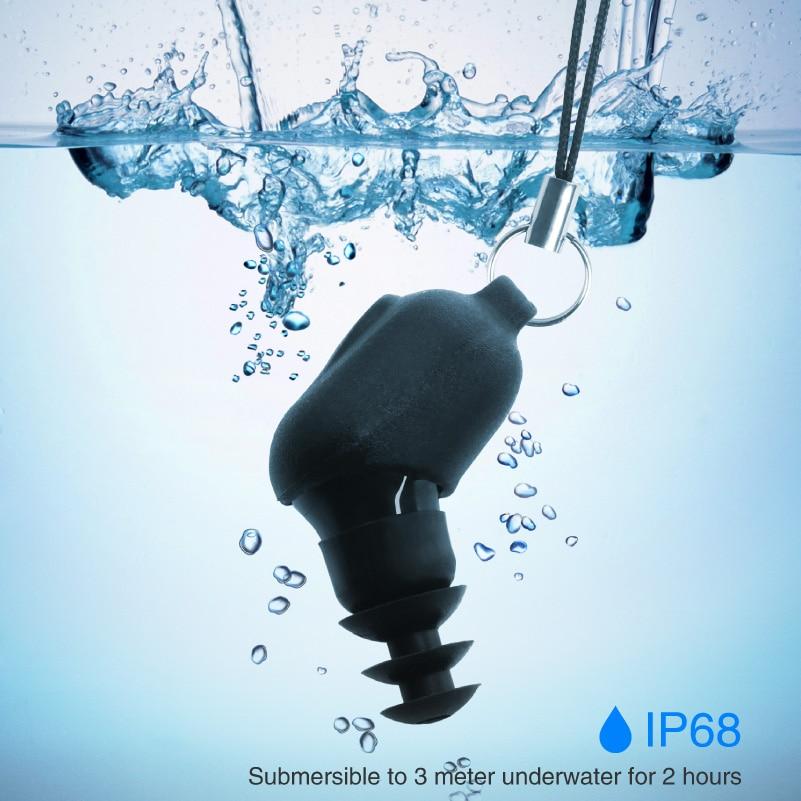 Swimming Bluetooth Earphone V4.2 Bluetooth Headset IP68 Waterproof Earphones Wireless Sports Running Swimming Stereo Headphone<br><br>Aliexpress