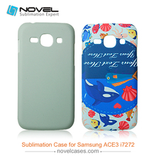 Customized Blank 3D Sublimation phone Case For Galaxy ACE 3 I7272(China)