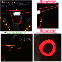 Car Styling Interior Atmosphere Lights For Opel Astra H G J Insignia Mokka Toyota Avensis Rav4 Ford Focus 2 3 Fiesta Accessories