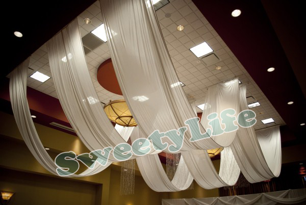 Canopy Drapery online get cheap canopy ceiling drapes -aliexpress | alibaba group