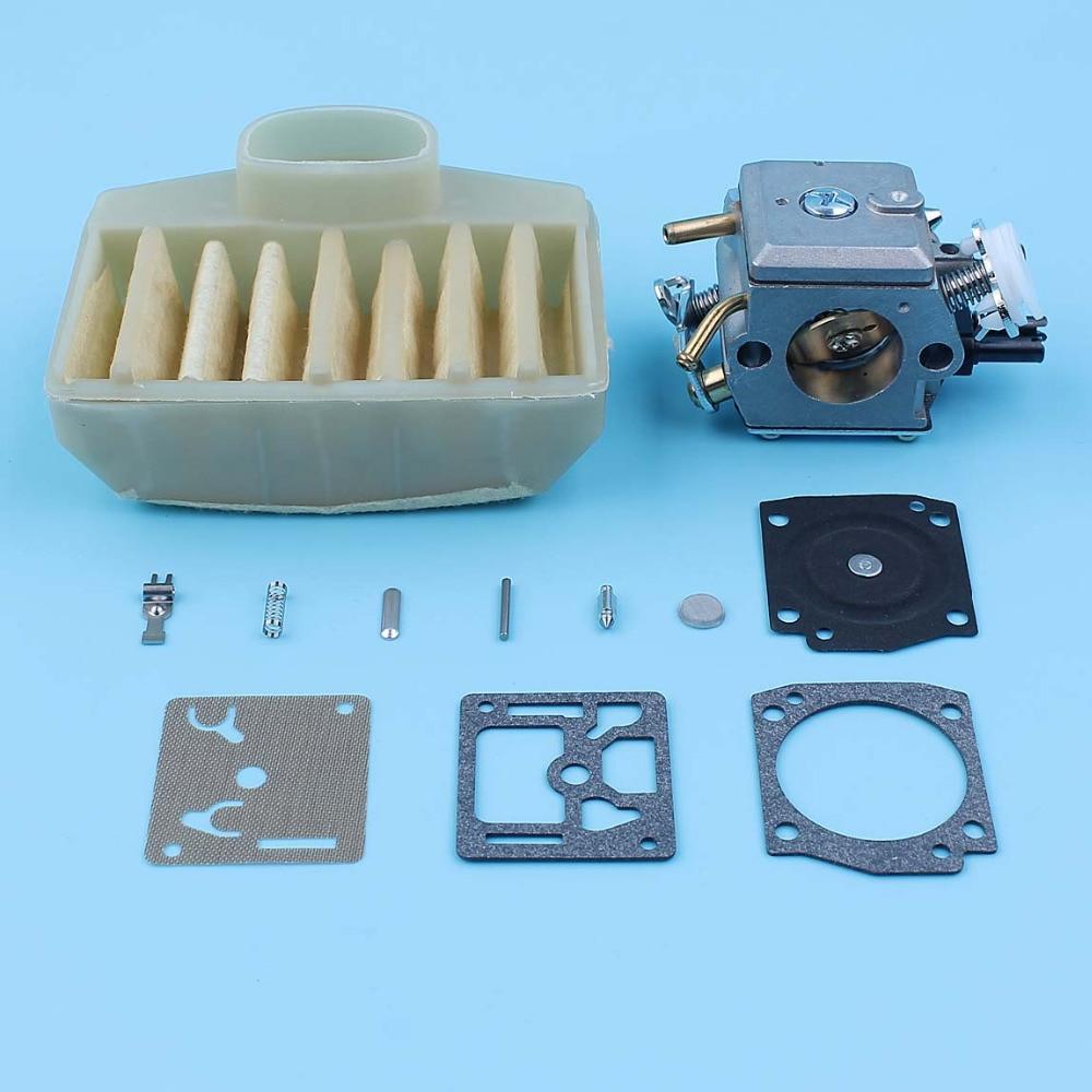 Haishine Tappo Serbatoio Carburante con Filtro Olio Kit Filtro Benzina per Stihl MS180 MS170 017 018 Ricambi motoseghe Pezzi di Ricambio
