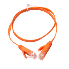 Flat Cat6 Ethernet Patch Cable Connector Network Internet Cable LAN Cable