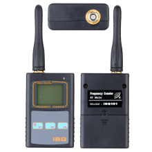 Ce Certificated Frequency Counter Mini Handhold Meter for Two Way Radio Transceiver GSM 50 MHz-2.6 GHz LCD Display(China)