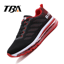 TBA Men's Sneakers Air Mesh Running Shoes for Men Classic Air Cushioning New Sneakers Men Outdoor Trail Run Men's Sport Shoes