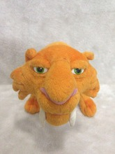 Tiger Diego Stuffed Plush Toy,The Lion King Baby Kids Doll Gift  33cm (Defect)