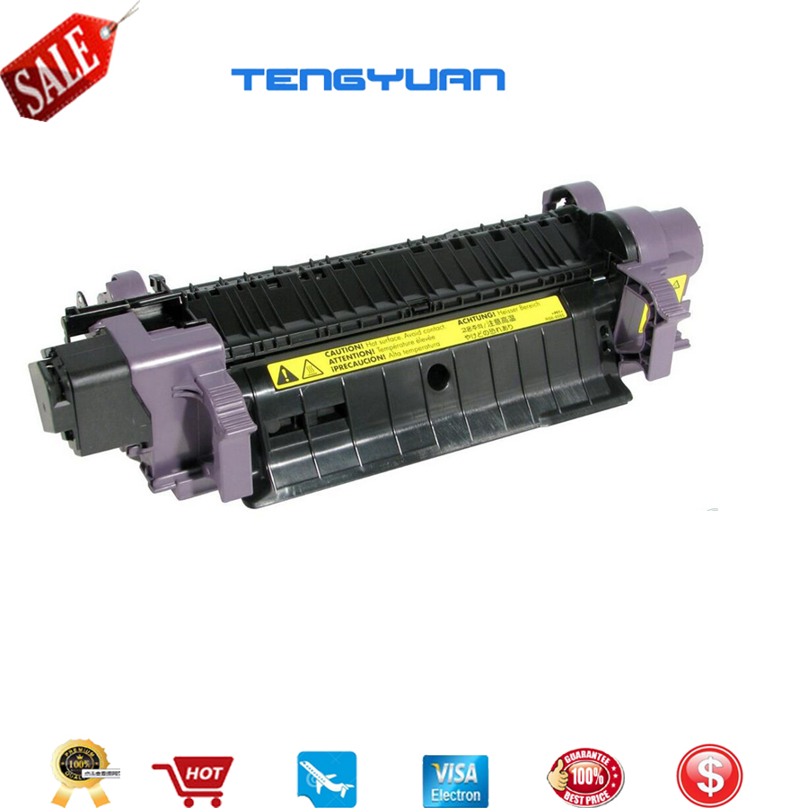 90% new original RM1-3131-000 RM1-3131(110V)RM1-3146-000 RM1-3146(220V) for HP4730mfp cp4005 cp4700 Fuser Assembly  printer part